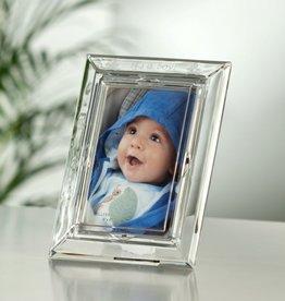 FRAME GALWAY CRYSTAL BABY FRAME - BOY