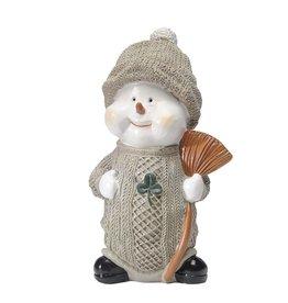 SNOWMEN ARAN SNOWMAN
