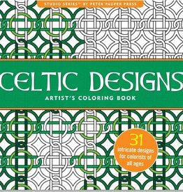 NOVELTY CELTIC COLORING BOOK