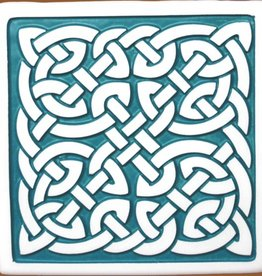KITCHEN & ACCESSORIES CELTIC WEAVED KNOT TRIVET