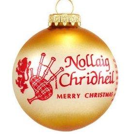ORNAMENTS SCOTLAND CHRISTMAS CUSTOM ORNAMENT
