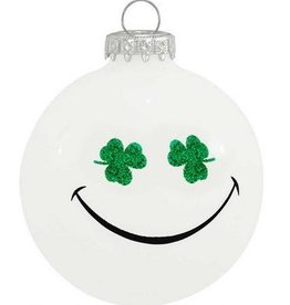 ORNAMENTS IRISH EYES ARE SMILING