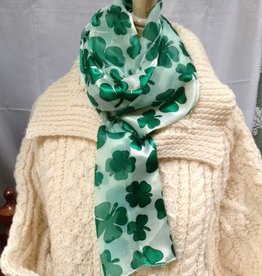 ACCESSORIES SHAMROCK SCARF