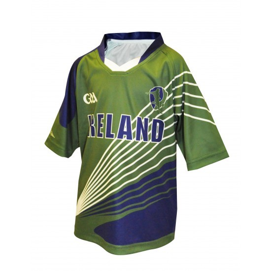 Kids clothes croker gaa gaelic football kids shirt irish for Irish jewelry stores in nj