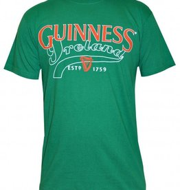SHIRTS GUINNESS KELLY GREEN IRELAND T-SHIRT