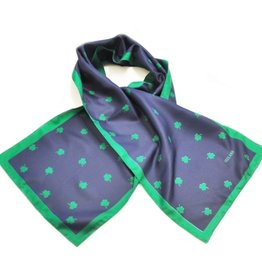 ACCESSORIES LONG SHAMROCK SCARF