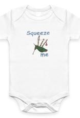 "BABY CLOTHES ""SQUEEZE ME"" ONESIE"