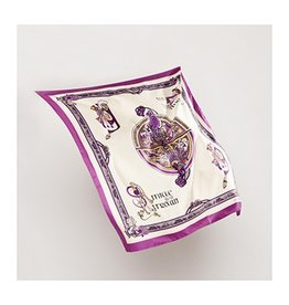 ACCESSORIES SQUARE BOOK OF KELLS SCARF