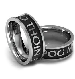 RINGS POG MO THOIN STERLING SILVER RING