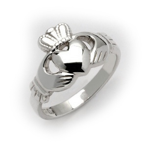 rings clearance sterling maids claddagh final sale - Clearance Wedding Rings