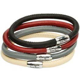 BRACELETS & BANGLES ORIGINS SINGLE LEATHER BRACELET