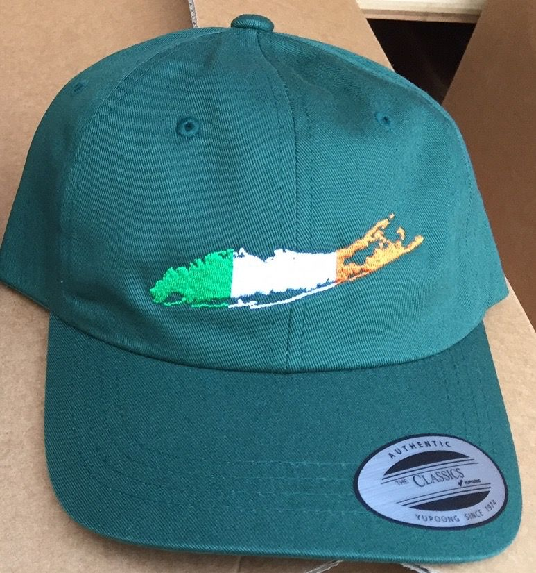 CAPS & HATS CARLETON LI IRISH BASEBALL CAP