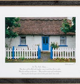PLAQUES & GIFTS IN THIS IRISH HOME PRINT 9X12