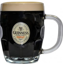BAR GUINNESS GLASS MUG
