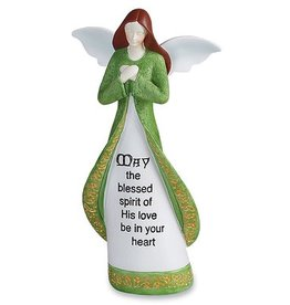 "ANGELS ""SPIRIT OF HIS LOVE"" ANGEL FIGURINE"