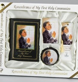 KIDS RELIGIOUS COMMUNION KIT - BOY