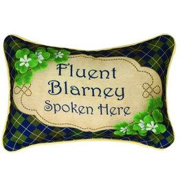 "DECOR ""BLARNEY"" DECORATIVE PILLOW"