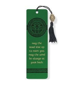 CELTIC BEADED BOOKMARK