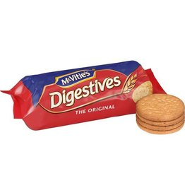 MISC FOODS McVITIES DIGESTIVE BISCUITS