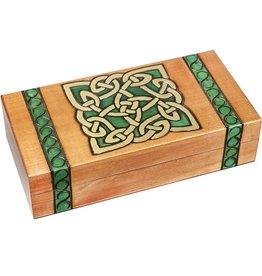 DECOR LONG CELTIC KNOT BOX