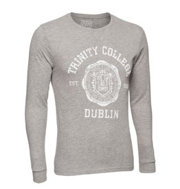 SHIRTS TRINITY COLLEGE WAX SEAL LONG SLEEVE SHIRT
