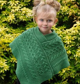 KIDS CLOTHES KNIT KIDS PONCHO