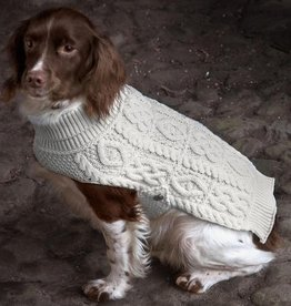 MISC PETS IRISH KNIT DOG SWEATER