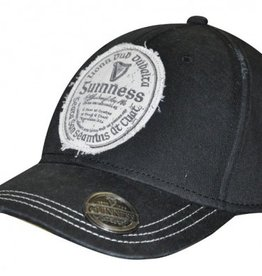 CAPS & HATS GUINNESS GAELIC BLACK LABEL BOTTLE OPENER CAP