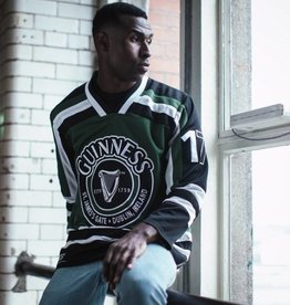 SHIRTS GUINNESS GREEN HOCKEY JERSEY