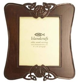 "FRAME ISLANDCRAFT 8x10"" CELTIC WOODEN FRAME"