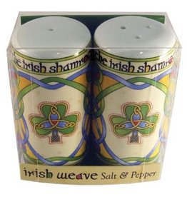 KITCHEN & ACCESSORIES CELTIC WEAVE SALT & PEPPER