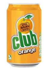 FOODS CLUB ORANGE 330ml