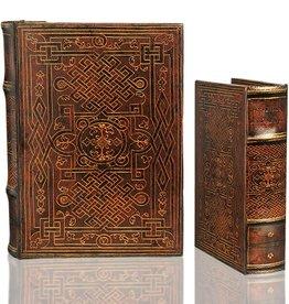 DECOR CELTIC KNOT BOOK BOX SET (2)