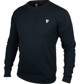 SWEATERS SWEATER COTTON BLACK GUINNESS
