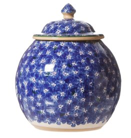 KITCHEN & ACCESSORIES NICHOLAS MOSSE COOKIE JAR - DARK BLUE LAWN