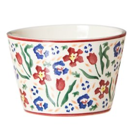 KITCHEN & ACCESSORIES NICHOLAS MOSSE CUSTARD CUP - WILD FLOWER