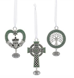 ORNAMENTS CELTIC METAL ORNAMENTS