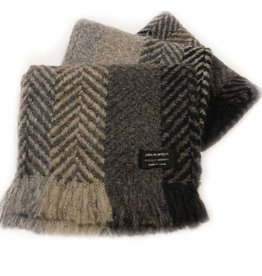 ACCESSORIES BRANIGAN WEAVERS SCARF - MULTI OAK HERRI