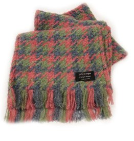 ACCESSORIES BRANIGAN WEAVERS SCARF - MULTI PLAID