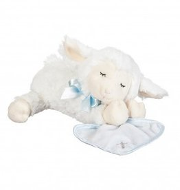 KIDS RELIGIOUS PRAY WITH ME LITTLE LAMB - BLUE