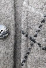 CAPES & RUANAS BRANIGAN WEAVERS TINA CAPE - Dusty Beige