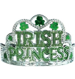 ST PATRICK'S DAY NOVELTY IRISH PRINCESS TIARA