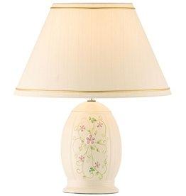 DECOR BELLEEK IRISH LAMP FLAX