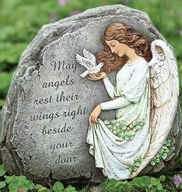 GARDEN IRISH ANGEL GARDEN STONE