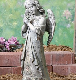 GARDEN PRAYING CELTIC GARDEN ANGEL