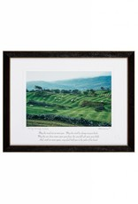 PLAQUES & GIFTS THE IRISH BLESSING PRINT 9X12
