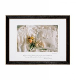 PLAQUES & GIFTS CHRISTENING BLESSING PRINT 9X12