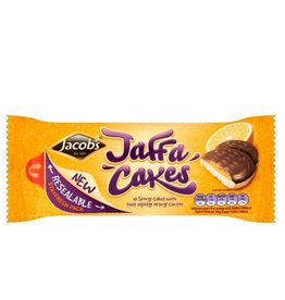 COOKIES & BISCUITS JACOBS JAFFA CAKES