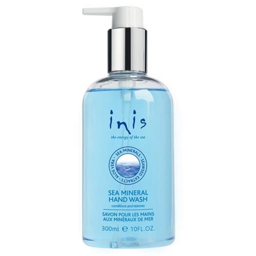 FRAGRANCES INIS SEA MINERAL HAND WASH 30mL