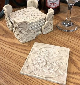 BAR CELTIC SQUARE COASTER SET